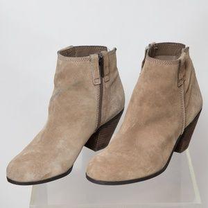 Sam Edelman Laredo Heeled Bootie Size 9.5
